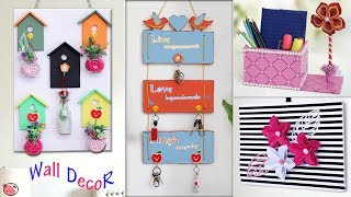 10 Bright Craft Ideas For Home Decoration !!!