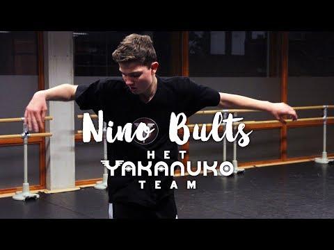 Het Yakanuko Team Aflevering 3 - Nino Bults, Een Danser Met Geen Gemakkelijk Verleden.