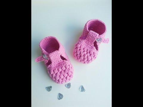 Пинетки сандалики для девочки