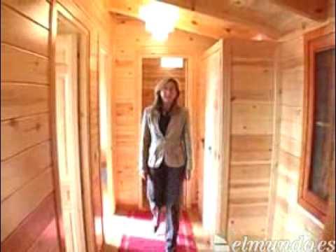 Casas madera casas estructura madera madrid toledo for Casas de madera madrid