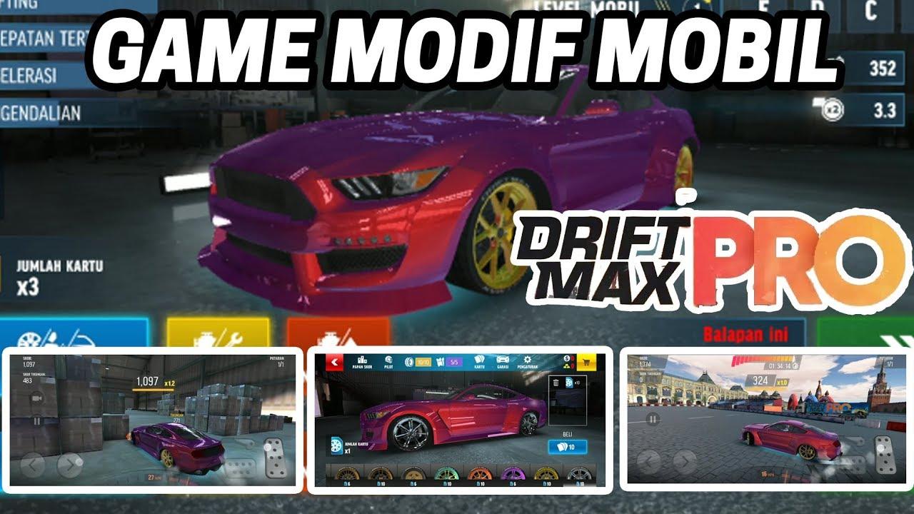 COBA GAME MODIF MOBIL RINGAN - GAME MOBIL DRIFT - DRIFT ...