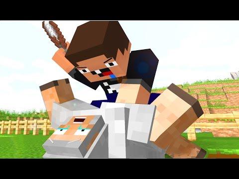 Sheep Life - Craftronix Minecraft Animation - Видео из Майнкрафт (Minecraft)