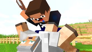 Sheep Life - Craftronix Minecraft Animation