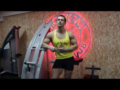 Определение прироста сухой мышечной массы в натуральном бодибилдинге