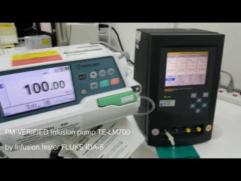 PM-VERIFIED Infusion pump TE-LM700 by IDA-5