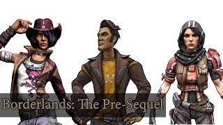 Обзор игры Borderlands: The Pre-Sequel