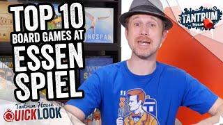 Top 10 Board Games Essen 2019