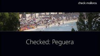 Peguera Strand Check Mallorca Urlaub in Pagera Reisevideo Reportage