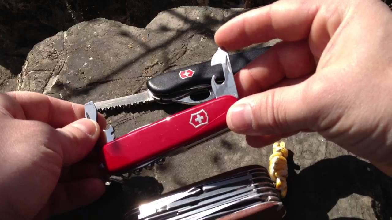 Victorinox couteau suisse mon choix youtube - Couteau cuisine victorinox ...