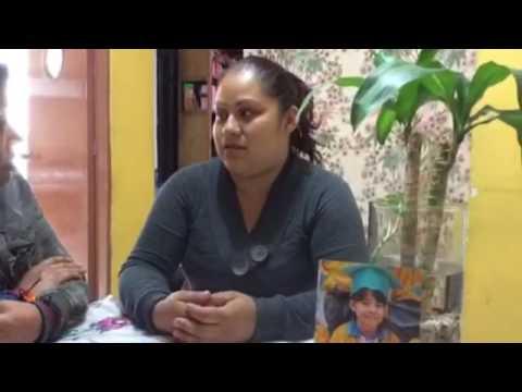 Entrevista sobre Femincidio de Jennifer de 5 años,  a dos años no hay sentencia para el responsable