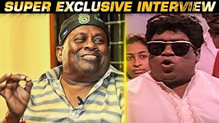 """No Comments""- Senthil's FIRST Exclusive Interview! 
