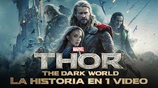 Thor: Un Mundo Oscuro I La Historia en 1 Video