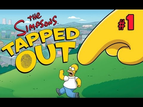 The Simpsons Tapped Out: It's Pronounced Nu-cular