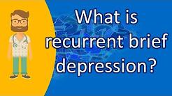 hqdefault - Recurrent Brief Depression Rbd