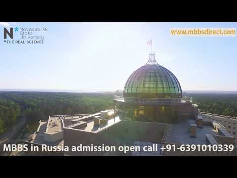 Novosibirsk State University ,Russia - MBBS Study  in Russia +91-6391010339 Toll Free