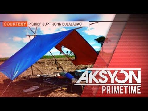 Mga rebeldeng komunista, posible raw na may kinalaman sa Negros Occidental massacre