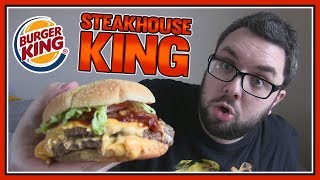 Burger King Steakhouse King Review