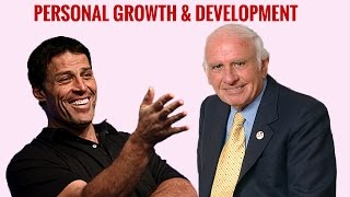 Tony Robbins & Jim Rohn - Personal Growth & Development | Tony Robbins & Jim Rohn Compilation