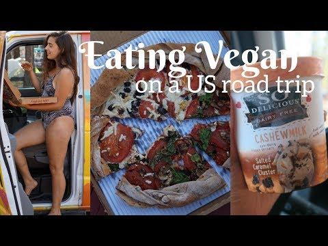 EATING VEGAN IN LAKE TAHOE | TRAVEL VLOG