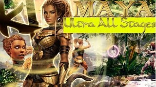 Killer Instinct Maya Ultra All Stages