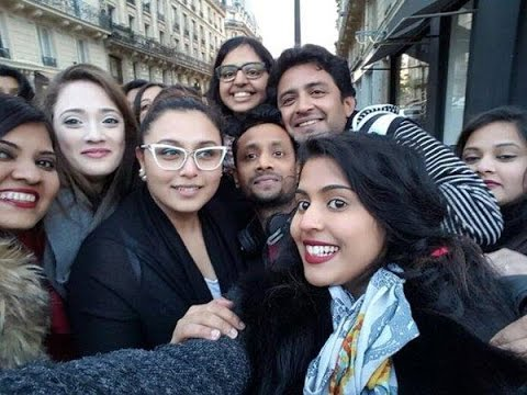 Check Out the New Pictures Of Rani Mukerji From The Streets Of Paris!