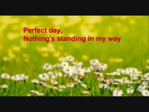 Hoku - Perfect Day Lyrics