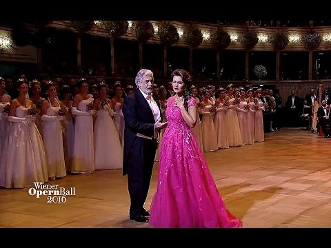 Plàcido Domingo & Olga Peretyatko⭐♫ Lippen schweigen ♫ ~ von F.Lehár