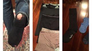 Upgrading my underwear & sock drawers