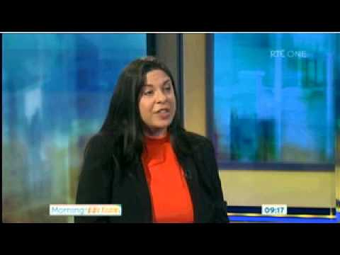Tanya Ward, Children's Rights Alliance Chief Executive on RTE Morning Edition 09/06/14