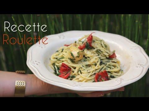 Spaghetti à la Toscane !