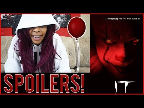 IT Movie Review (SPOILERS!) | Funny Movie Reviews 2017