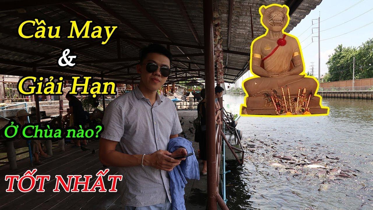 KHÁM PHÁ ngôi chùa LINH THIÊNG nhất Bangkok Thái Lan – Có gì ĐÁNG SỢ?
