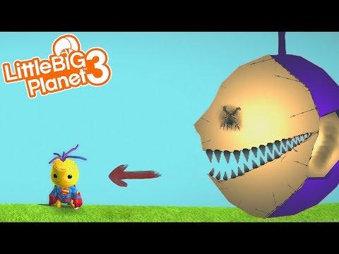 TELETUBBIES.EXE | LittleBIGPlanet 3 Gameplay (Playstation 4)