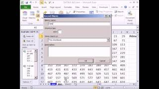 Excel Magic Trick 865: Data From Many Columns Into One: Recorded Macro & Paste All Clipboard