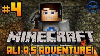 Minecraft - Ali-A's Adventure #4! -