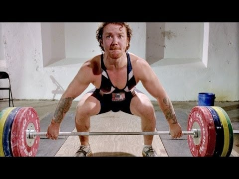 The Artist & The Olympian (short film ft. Donny Shankle)