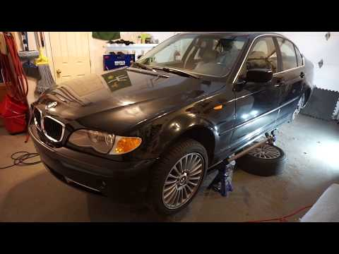 How to replace and install a rear wheel bearing bmw e home tools
