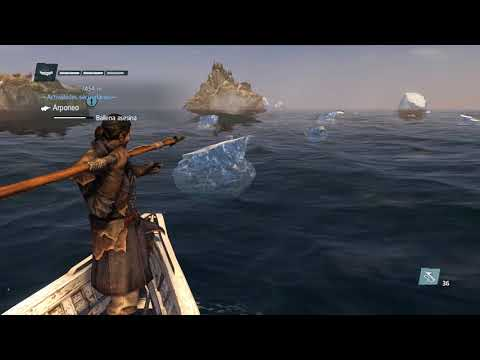 Assassin's Creed  Rogue: hunting killer whale