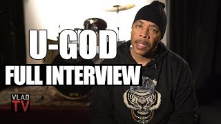 U-God on Issues with RZA, Mike Tyson Robbery, Leonardo DiCaprio, Son Getting Shot (Full Interview)
