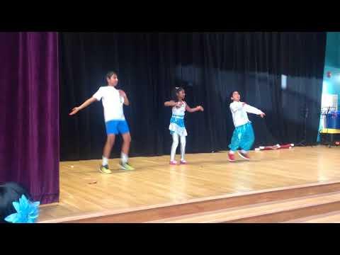 Dance Performance in Bowman School
