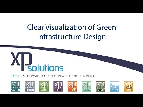 Clear Visualization of Green Infrastructure Design