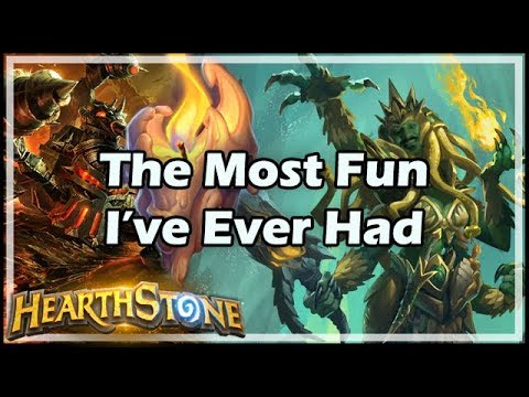 [Hearthstone] The Most Fun I've Ever Had Playing Hearthstone