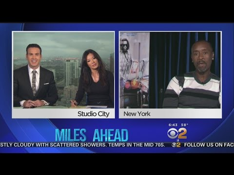 Actor Don Cheadle Talks About New Film 'Miles Ahead'