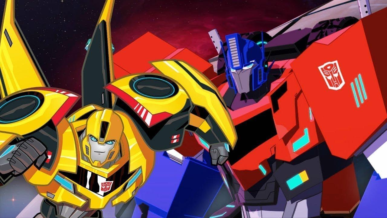 Transformers çizgi film. Gizlenen Robotlar/Robots in Disguise 13-14 bölümleri Türkçe izle!
