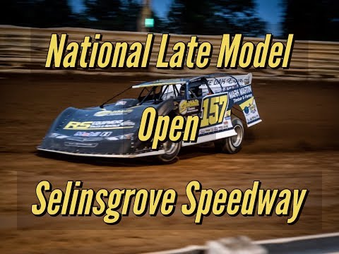 National Late - Model Open Selinsgrove Speedway-World Of Outlaws 2018