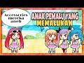 ANAK PEMALU YANG MALU - MALUIN {Original Video} // GACHA LIFE INDONESIA