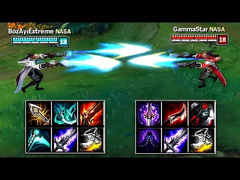 CRIT LUCIAN vs LETHALITY LUCIAN FULL BUILD FIGHTS & Best Moments!