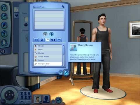 Sims 3 Character Creation PC HD ATI RADEON HD 5450