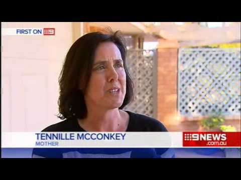 Channel 9 News Perth- Help for Barnardos Mother of the Year 2013 Finalist