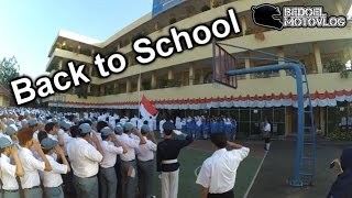 Download Video Vlog 17 Agustus-an - Back to School | #MotoVlog Indonesia MP3 3GP MP4